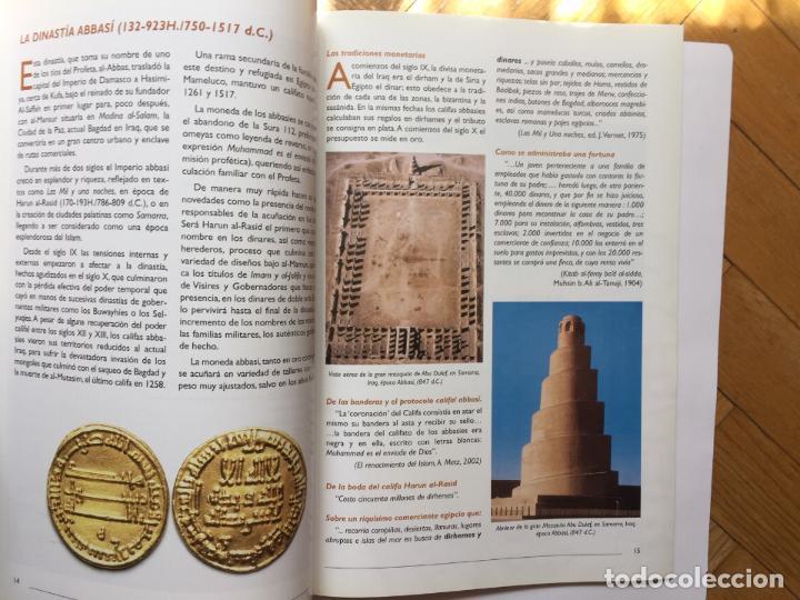 Catálogos y Libros de Monedas: Numismática: Un resplandor del Islam: los dinares (Casa de la Moneda, 2004) Catálogo. ¡ORIGINAL! - Foto 6 - 266975194