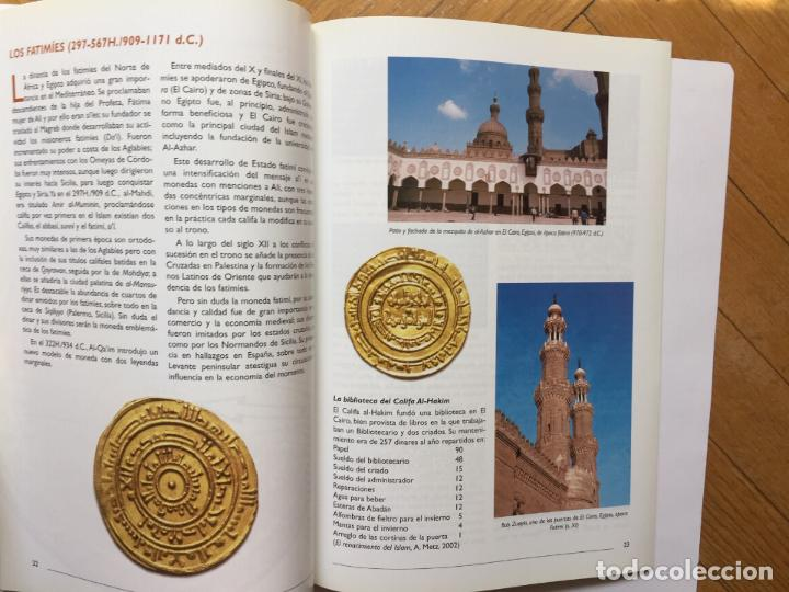 Catálogos y Libros de Monedas: Numismática: Un resplandor del Islam: los dinares (Casa de la Moneda, 2004) Catálogo. ¡ORIGINAL! - Foto 7 - 266975194