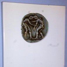 Catalogues et Livres de Monnaies: MONEDA GRIEGA. LA COLECCIÓN DEL MUSEO CASA DE LA MONEDA.. Lote 161483182