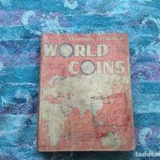 Kataloge und Münzbücher - Libro antiguo de monedas del mundo. - 161723322