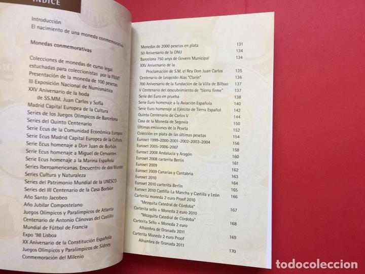 Catálogos y Libros de Monedas: LAS MONEDAS CONMEMORATIVAS DE LA RCM 1989-2012 (FNMT, 2012) Catálogo. ¡ORIGINAL! - Foto 5 - 163934038