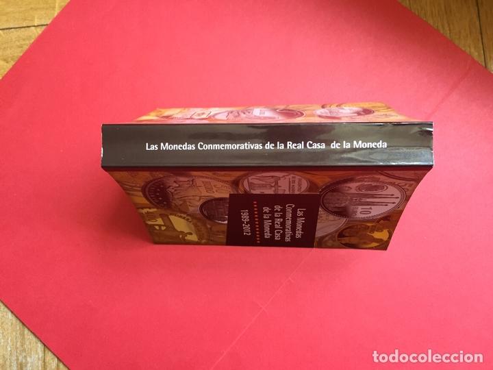 Catálogos y Libros de Monedas: LAS MONEDAS CONMEMORATIVAS DE LA RCM 1989-2012 (FNMT, 2012) Catálogo. ¡ORIGINAL! - Foto 6 - 163934038