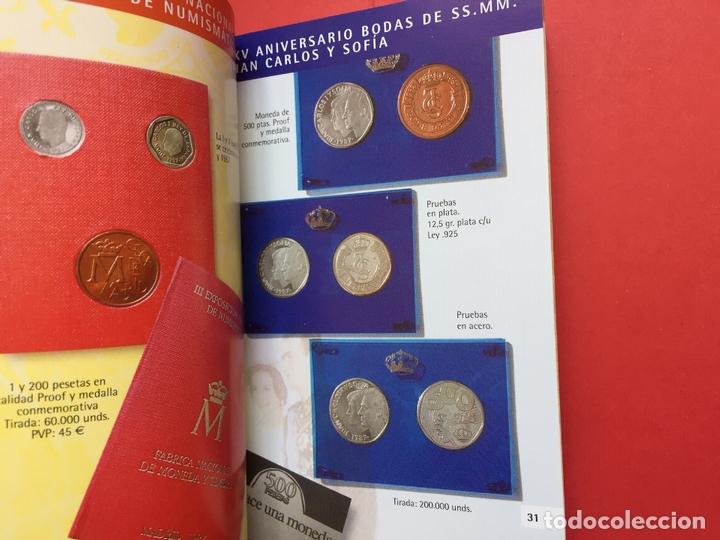 Catálogos y Libros de Monedas: LAS MONEDAS CONMEMORATIVAS DE LA RCM 1989-2012 (FNMT, 2012) Catálogo. ¡ORIGINAL! - Foto 8 - 163934038