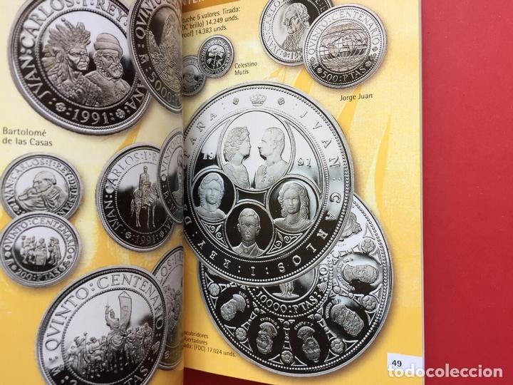 Catálogos y Libros de Monedas: LAS MONEDAS CONMEMORATIVAS DE LA RCM 1989-2012 (FNMT, 2012) Catálogo. ¡ORIGINAL! - Foto 9 - 163934038