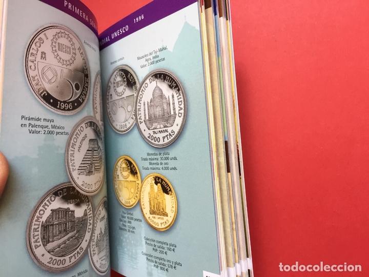 Catálogos y Libros de Monedas: LAS MONEDAS CONMEMORATIVAS DE LA RCM 1989-2012 (FNMT, 2012) Catálogo. ¡ORIGINAL! - Foto 10 - 163934038
