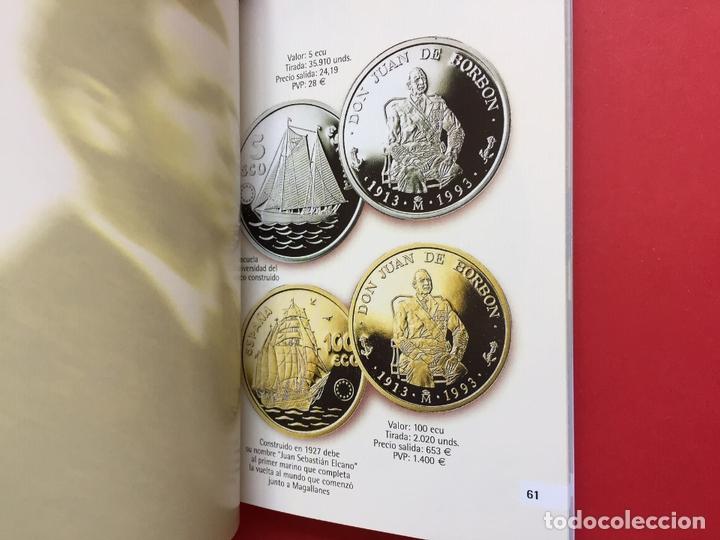 Catálogos y Libros de Monedas: LAS MONEDAS CONMEMORATIVAS DE LA RCM 1989-2012 (FNMT, 2012) Catálogo. ¡ORIGINAL! - Foto 11 - 163934038