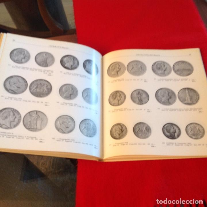 Catálogos y Libros de Monedas: Catalogo de subasta de duros del mundo , 1971 - Foto 3 - 165164374