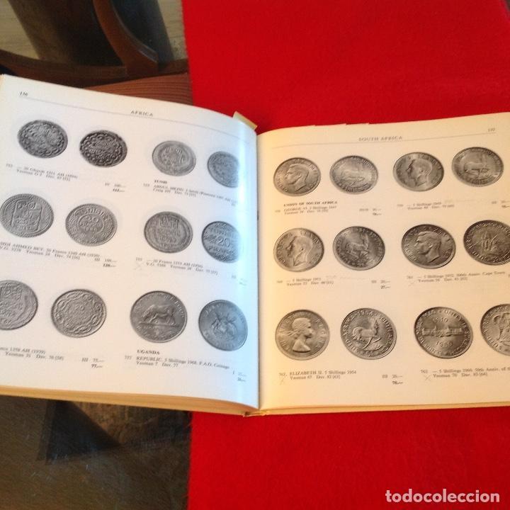 Catálogos y Libros de Monedas: Catalogo de subasta de duros del mundo , 1971 - Foto 4 - 165164374