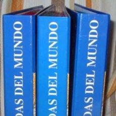 Catálogos y Libros de Monedas: MONEDAS DEL MUNDO - ORBIS FABBRI 2000 - VER DESCRIPCIÓN, INDICES Y FOTOS. Lote 166124730