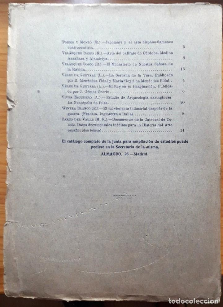Catálogos y Libros de Monedas: LOS REYES DE TAIFAS. ESTUDIO HISTÓRICO NUMISMÁTICO...(A. PRIETO Y VIVES 1926) SIN USAR - Foto 2 - 169108752