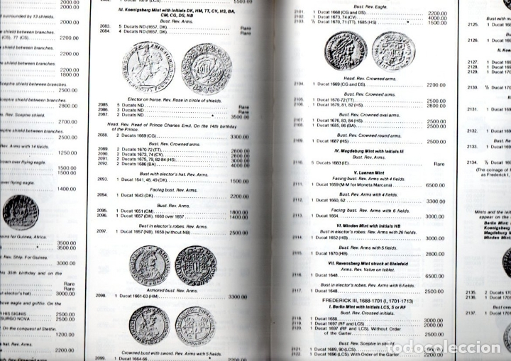 Catálogos y Libros de Monedas: FRIEDBERG : GOLD COINS OF THE WORLD (1980) - Foto 3 - 110691527