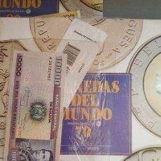 Catálogos y Libros de Monedas: MONEDAS DEL MUNDO ORBIS FABBRI. Lote 171689565