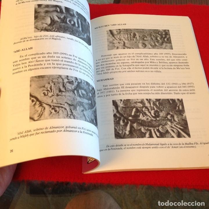 Catálogos y Libros de Monedas: Las acuñaciones del Califato de Córdoba en el norte de África, de J.I. Sáenz Diez, edit. Vico 1984, - Foto 3 - 254328580