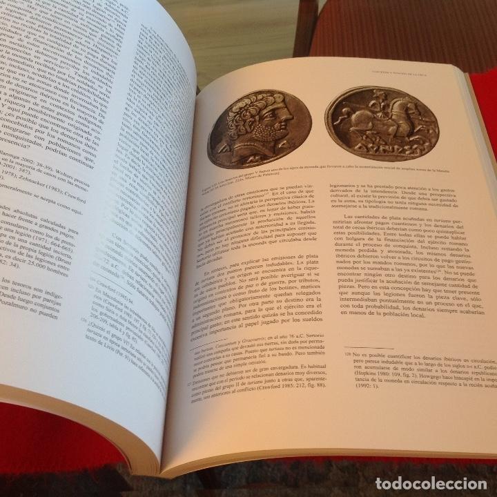 Catálogos y Libros de Monedas: La CECA de Turiazu, de Manuel Gozalvez, edita la Dip. de Valencia 2009, 276 paginas, rústica, nuevo. - Foto 4 - 172283027