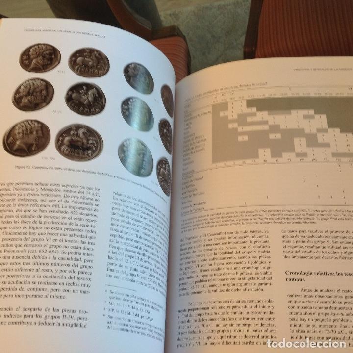 Catálogos y Libros de Monedas: La CECA de Turiazu, de Manuel Gozalvez, edita la Dip. de Valencia 2009, 276 paginas, rústica, nuevo. - Foto 6 - 172283027