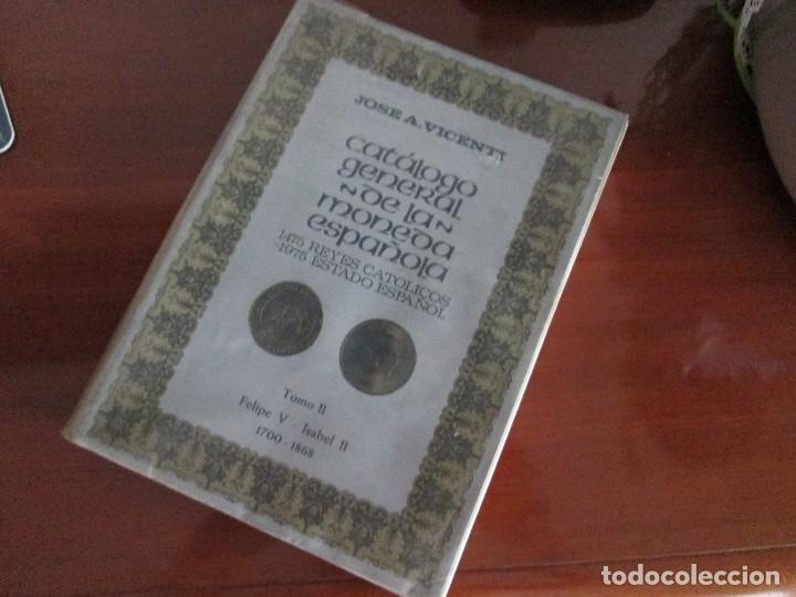 CATALOGO GENERAL 1475 REYES CATOLICOS 1975 ESTADO ESPAÑOL (Numismática - Catálogos y Libros)