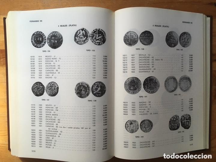 Catálogos y Libros de Monedas: MONEDAS ESPAÑOLAS - DESDE PELAYO (718) A JUAN CARLOS I(1980) CASTAN - CAYON - 1979 - Foto 7 - 172466707