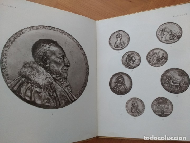 Catálogos y Libros de Monedas: HISTOIRE DE PARIS D'APRÈS LES MÉDAILLES DE LA RENAISSANCE AU XXe SIÈCLE (BABELON & JACQUIOT, 1951) - Foto 4 - 173957450
