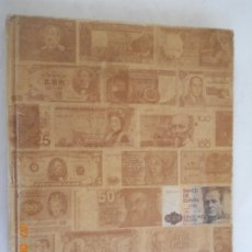 Catálogos y Libros de Monedas: REPRODUCCIONES DE BILLETES - BANCO HISPANO AMERICANO. . Lote 173984042
