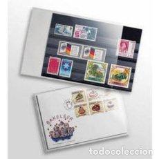 Catálogos y Libros de Monedas: FUNDA CRISTAL 215 X 155 MM.. Lote 176733984