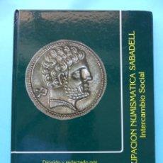 Catálogos y Libros de Monedas: NUMISMATICA - CATALOGO SUBASTA DE MONEDAS JESUS VICO Y SABADELL - 17 DICIEMBRE 1985 - VER. Lote 178273156