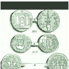 Catálogos y Libros de Monedas: DVD PACK TIERRA SANTA (153 LIBROS EN PDF) MONEDAS DE ISRAEL, PALESTINA, LA BIBLIA, JUDIOS.... Lote 179249580