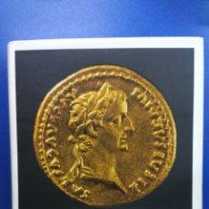 Catálogos y Libros de Monedas: LIBRO CATALOGO MONEDAS EL IMPERIO ROMANO Y EL ORO DE LOS ASTURES. Lote 179528122