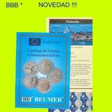 Catálogos y Libros de Monedas: CATÁLOGO GUÍA 2 €UROS COMMEMORATIVOS. POR PAÍSES Y AÑOS. Lote 179943663