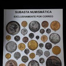 Catálogos y Libros de Monedas: CATALOGO SUBASTA AUREO. FEBRERO 2017. Lote 180339531