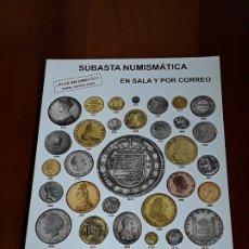 Catálogos y Libros de Monedas: CATALOGO SUBASTA AUREO. MAYO 2017. Lote 180465102