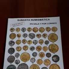 Catálogos y Libros de Monedas: CATALOGO SUBASTA AUREO. MARZO 2014. Lote 180465230