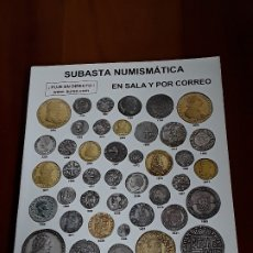 Catálogos y Libros de Monedas: CATALOGO SUBASTA AUREO. DICIEMBRE 2013. Lote 180465283
