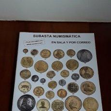 Catálogos y Libros de Monedas: CATALOGO SUBASTA AUREO. MAYO 2012. Lote 180465485