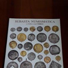 Catálogos y Libros de Monedas: CATALOGO SUBASTA AUREO. MAYO 2010. Lote 180465563