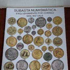 Catálogos y Libros de Monedas: CATALOGO SUBASTA AUREO. FEBRERO 2015. Lote 180934108