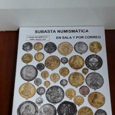 Catálogos y Libros de Monedas: CATALOGO SUBASTA AUREO. OCTUBRE 2013. Lote 180934236