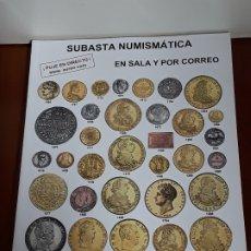 Catálogos y Libros de Monedas: CATALOGO SUBASTA AUREO. OCTUBRE 2012. Lote 180934838