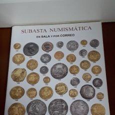 Catálogos y Libros de Monedas: CATALOGO SUBASTA AUREO. OCTUBRE 2010. Lote 180934867