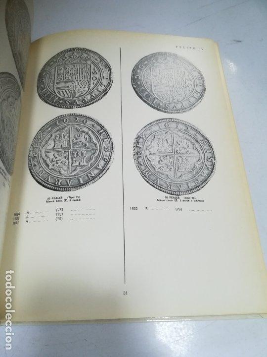 Catálogos y Libros de Monedas: CATÁLOGO GENERAL DE LA MONEDA ESPAÑOLA (1586-1973). JOSÉ A. VICENTI. 1972. IMAGENES. 210 PAG. - Foto 2 - 183056752