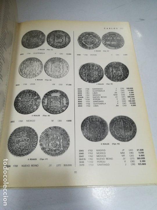 Catálogos y Libros de Monedas: CATÁLOGO GENERAL DE LA MONEDA ESPAÑOLA (1586-1973). JOSÉ A. VICENTI. 1972. IMAGENES. 210 PAG. - Foto 9 - 183056752