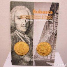 Catálogos y Libros de Monedas: CATÁLOGO ESPECTACULAR DE CAYÓN FORMATO LIBRO. Lote 183344646
