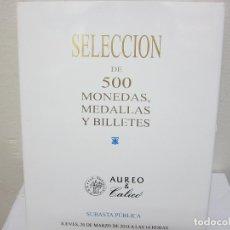 Catálogos y Libros de Monedas: CATÁLOGO DE MONEDAS EXCLUSIVAS. Lote 183344877