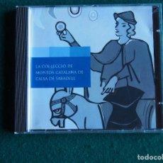 Catálogos y Libros de Monedas: CD LA COL·LECCIÓ DE MONEDA CATALANA DE LA CAIXA DE SABADELL. CATÁLOGO MUR RARO.. Lote 183948395