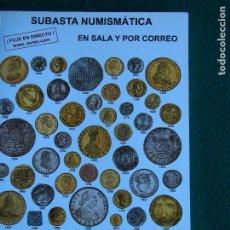 Catálogos y Libros de Monedas: CATÁLOGO AUREO & CALICÓ 301 13-12-2017MONEDA ANTIGUA, MEDIEVAL Y MODERNA.. Lote 194373090