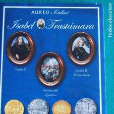 Catálogos y Libros de Monedas: CATÁLOGO AUREO & CALICÓ 302 14-12-2017 ISABEL TRASTÁMARA VOLÚMEN 8. Lote 183950778