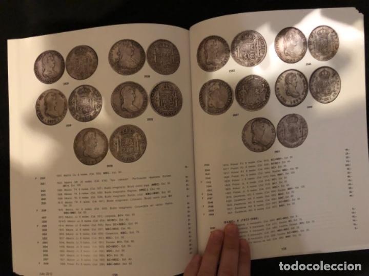 Catálogos y Libros de Monedas: Subasta numismatica Aureo y Calicó 4 julio 2012. - Foto 6 - 191300571