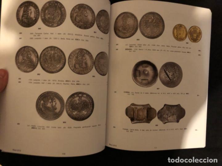 Catálogos y Libros de Monedas: Catálogo subasta numismatica Aureo y Calicó 30 mayo 2012 - Foto 2 - 191301450