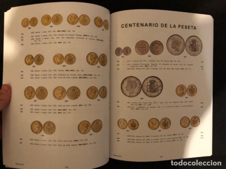 Catálogos y Libros de Monedas: Catálogo subasta numismatica Aureo y Calicó 30 mayo 2012 - Foto 4 - 191301450