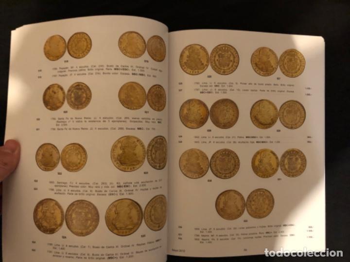 Catálogos y Libros de Monedas: Catálogo subasta numismatica Aureo y Calicó 30 mayo 2012 - Foto 6 - 191301450
