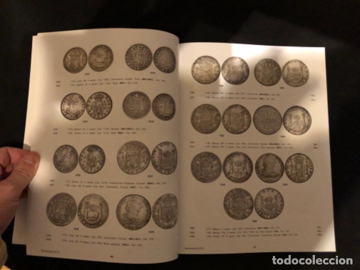 Catálogos y Libros de Monedas: Catálogo subasta numismatica Aureo y Calicó de 29 noviembre 2012 - Foto 5 - 191303098